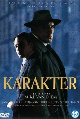 Постер фильма Характер (1997)