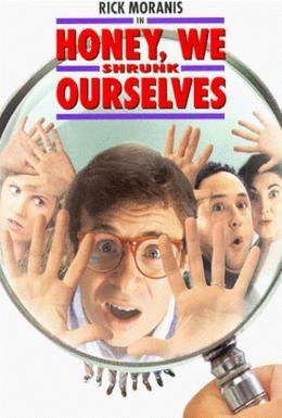 Постер фильма Дорогая, мы себя уменьшили (1997)