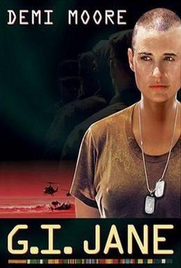 Постер фильма Солдат Джейн (1997)