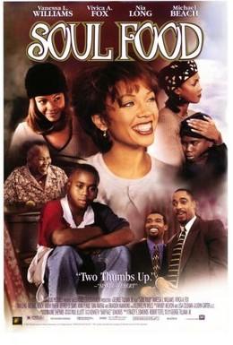 Постер фильма Пища для души (1997)