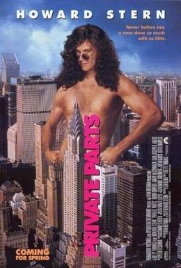 Постер фильма Части тела (1997)