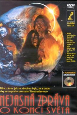 Постер фильма Неясная весть о конце света (1997)