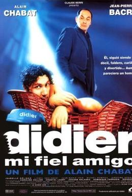 Постер фильма Дидье (1997)