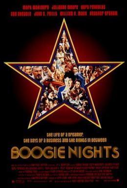 Постер фильма Ночи в стиле буги (1997)