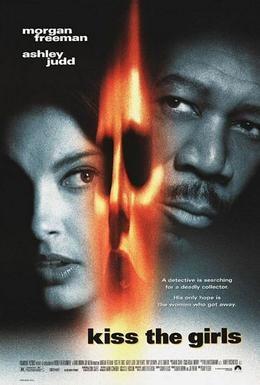 Постер фильма Целуя девушек (1997)