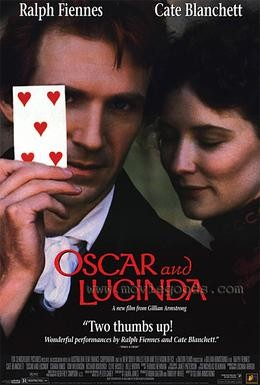 Постер фильма Оскар и Люсинда (1997)