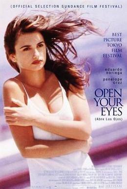Постер фильма Открой глаза (1997)