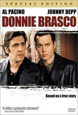 Постер фильма Донни Браско (1997)