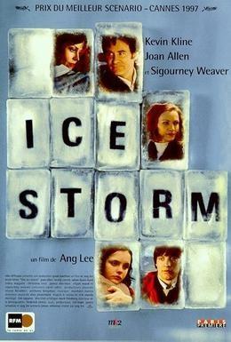 Постер фильма Ледяной ветер (1997)