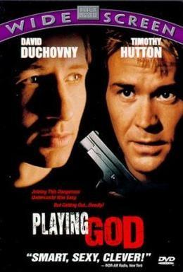 Постер фильма Изображая Бога (1997)
