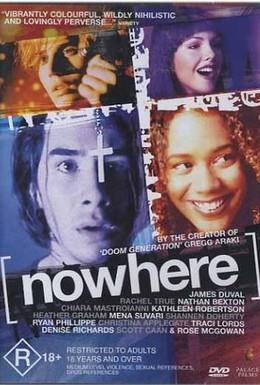 Постер фильма Нигде (1997)