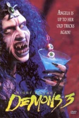 Постер фильма Ночь демонов 3 (1997)