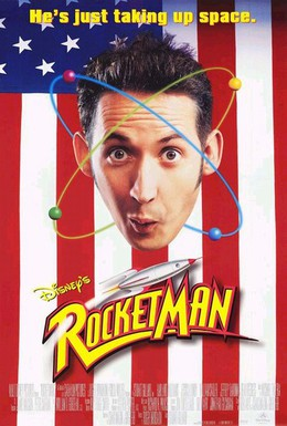 Постер фильма Человек-ракета (1997)