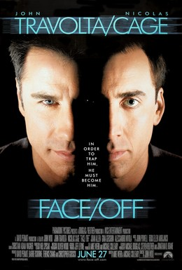 Постер фильма Без лица (1997)