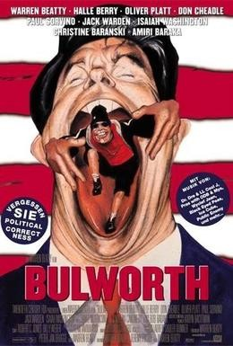 Постер фильма Булворт (1998)