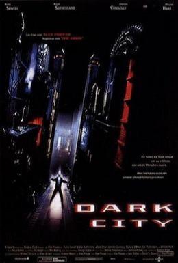 Постер фильма Темный город (1998)