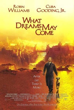 Постер фильма Куда приводят мечты (1998)