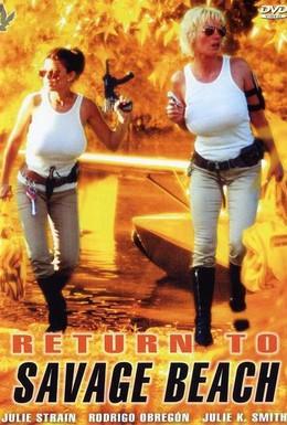 Постер фильма Возвращение на дикий пляж (1998)