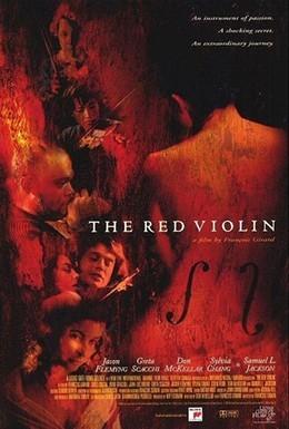 Постер фильма Красная скрипка (1998)