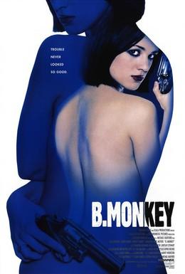 Постер фильма Би Манки (1998)