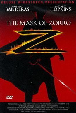 Постер фильма Маска Зорро (1998)