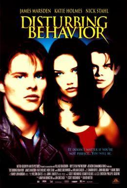 Постер фильма Непристойное поведение (1998)