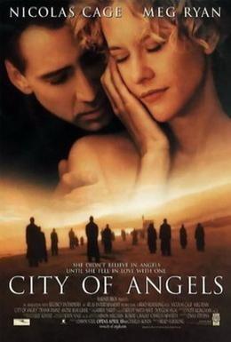 Постер фильма Город ангелов (1998)