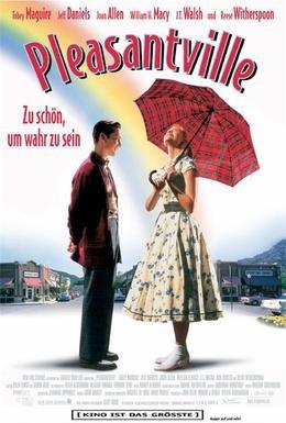 Постер фильма Плезантвиль (1998)
