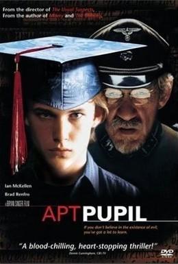 Постер фильма Способный ученик (1998)