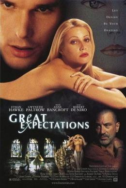 Постер фильма Большие надежды (1998)