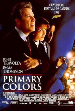 Постер фильма Основные цвета (1998)