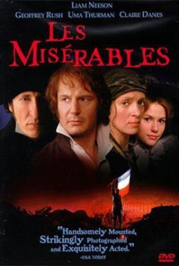 Постер фильма Отверженные (1998)