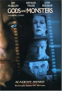 Постер фильма Боги и монстры (1998)