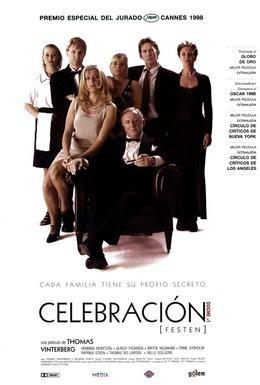 Постер фильма Торжество (1998)