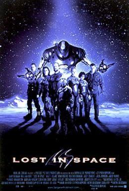 Постер фильма Затерянные в космосе (1998)