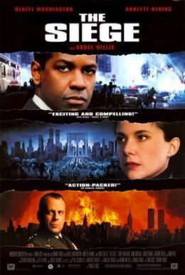 Постер фильма Осада (1998)
