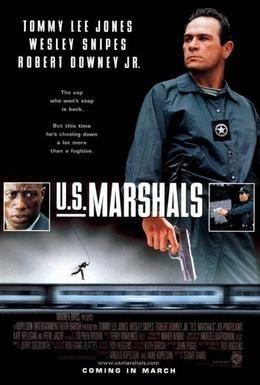 Постер фильма Служители закона (1998)