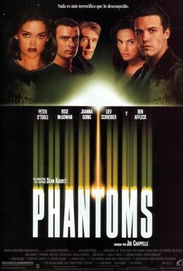 Постер фильма Фантомы (1998)