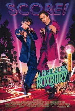 Постер фильма Ночь в Роксбери (1998)