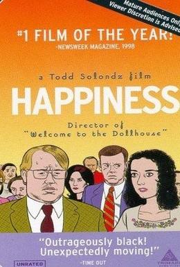 Постер фильма Счастье (1998)