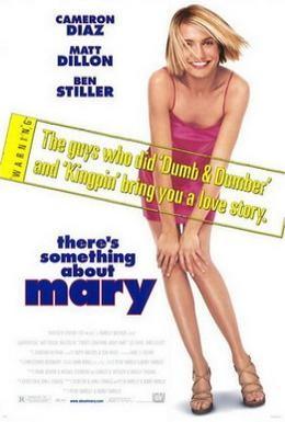 Постер фильма Все без ума от Мэри (1998)