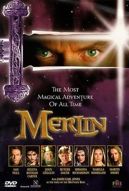 Постер фильма Великий Мерлин (1998)