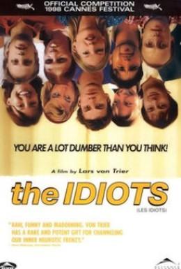 Постер фильма Идиоты (1998)