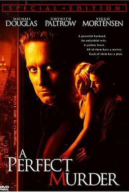 Постер фильма Идеальное убийство (1998)