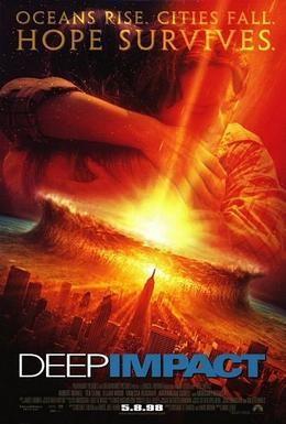 Постер фильма Столкновение с бездной (1998)