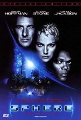 Постер фильма Сфера (1998)