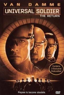 Постер фильма Универсальный солдат: Возвращение (1999)
