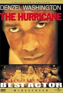 Постер фильма Ураган (1999)