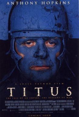 Постер фильма Тит – правитель Рима (1999)