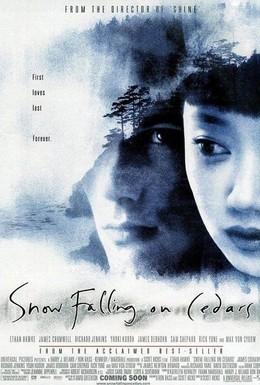 Постер фильма Заснеженные кедры (1999)